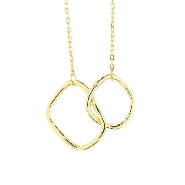 COLLAR INSEPARABLES GOLD