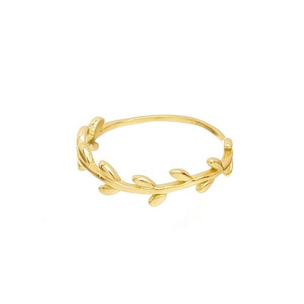 ANILLO ALBA GOLD